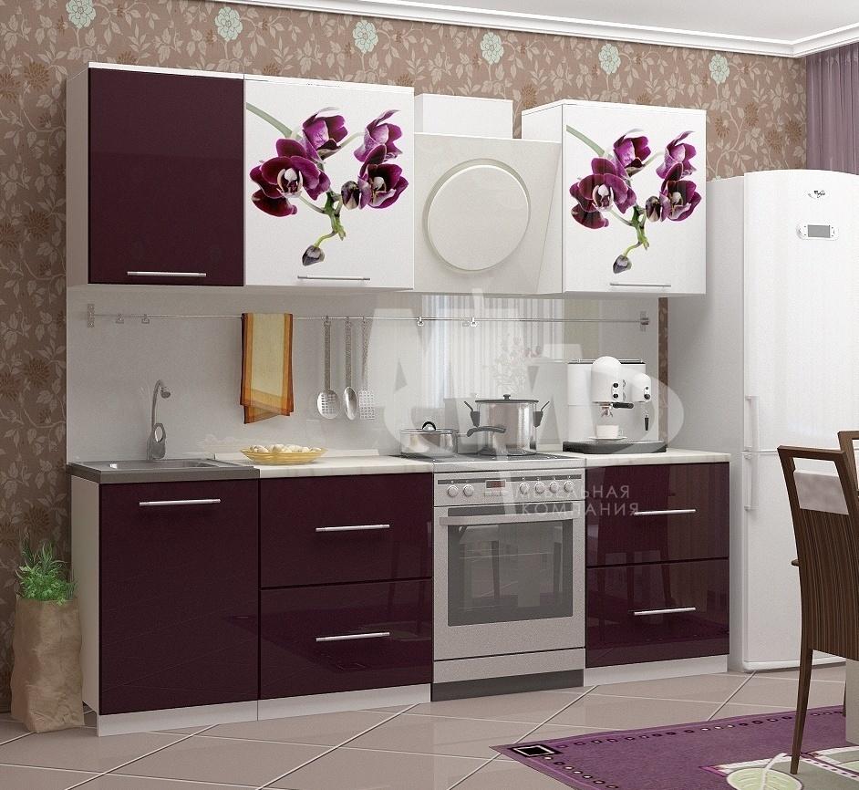 Кухонные гарнитуры с фотопечатью г пенза миф